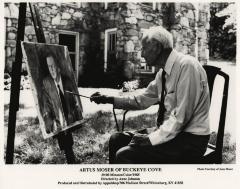 Artus Moser of Buckey Cove production still
