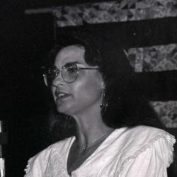 Ethel Caffie-Austin, Michael Kline, Sheila Adams Barnhill at Seedtime, 1991