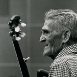 Morgan Sexton at Seedtime, 1991