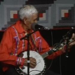 Walker Calhoun at Seedtime, 1991