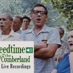 Tri-Unity Chorus, Thornton Old Regular Baptist Church at Seedtime, 1989