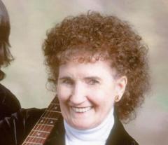 Hazel Dickens at Seedtime, 1989
