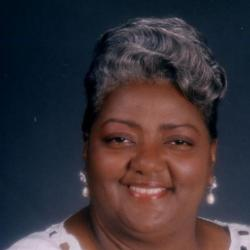 Ethel Caffie-Austin at Seedtime, 1991
