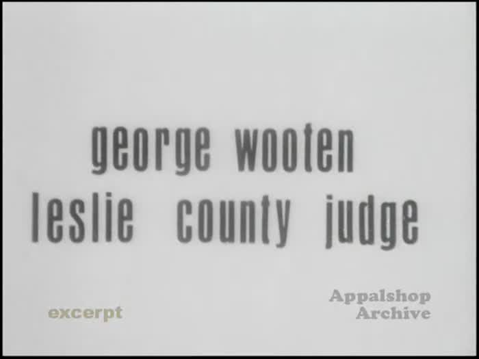 Preservation dupe master for Judge Wooten (excerpt posted)
