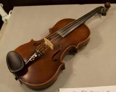 Fiddle, built ca. 1900