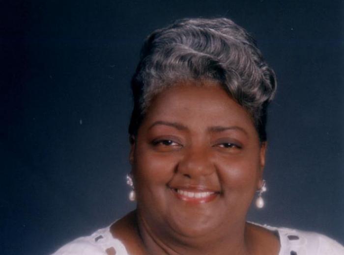 Ethel Caffie-Austin at Seedtime 1993 (1)