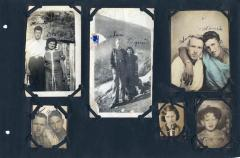 Ousley family photo album, Floyd County