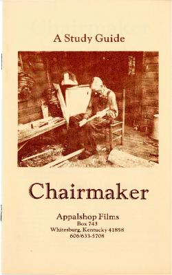 Study Guide published for the film Chairmaker