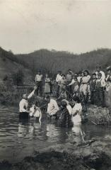 River Baptism in Neon, KY