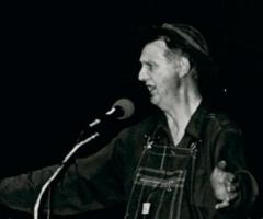 Ray Hicks, Clint Howard's Old Time String Band at Seedtime 1988