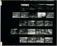 Contact sheet of rural images - The Struggle of Coon Branch Mountain