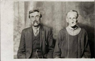 Photo of man and woman