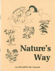 Transcript of the film Nature's Way