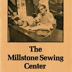 Transcript of the film Millstone Sewing Center