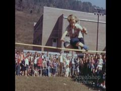 Family field day activities in Bell County, KY (silent)