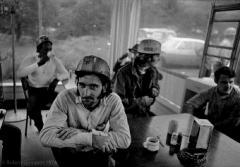 Photograph of Harlan County coal miner