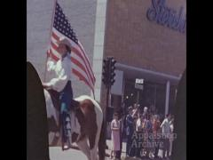 Small town circus parade and misc. (silent)