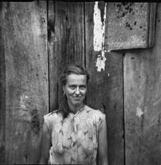 Portrait of Ruth Cornett