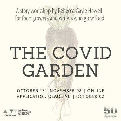 The COVID Garden Writing Workshop