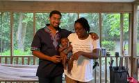 Interview with new parents Josh Outsey and Terran Young (FULL)