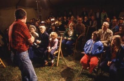 Performing Arts Story Circle