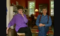 Hazel Dickens and Mike Seeger interview - traditional and modern music