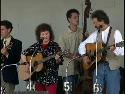 Hazel Dickens @ Festival of the Bluegrass 1994