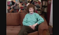 Hazel Dickens interview - Mike Seeger, family music