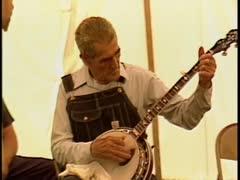 Morgan Sexton banjo workshop @ Seedtime 1989
