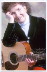 Hazel Dickens:  It's Hard to Tell the Singer from the Song production still