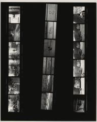 Contact sheet of production stills for Kingdom Come School