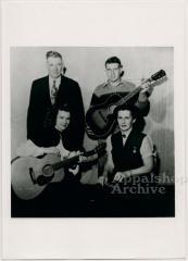 A.P., Joe, Janette and Sara Carter