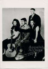 Carter Family promotional photo