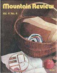 Mountain Review, Volume 04, Number 04, April 1979