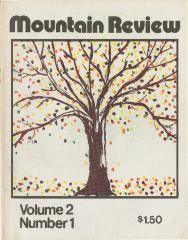 Mountain Review, Volume 02, Number 01, December 1975