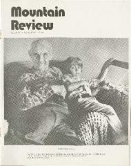Mountain Review, Volume 05, Number 04, Spring 1981
