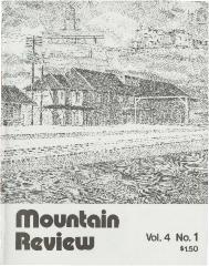 Mountain Review, Volume 04, Number 01, June 1978