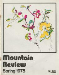 Mountain Review, Volume 01, Number 03, Spring 1975