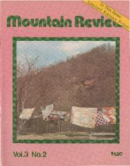 Mountain Review, Volume 03, Number 02, May 1977