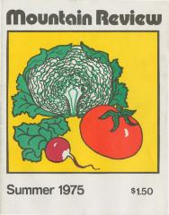 Mountain Review, Volume 01, Number 04, Summer 1975