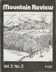 Mountain Review, Volume 02, Number 02, March 1976