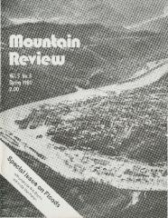 Mountain Review, Volume 05, Number 03, April 1980