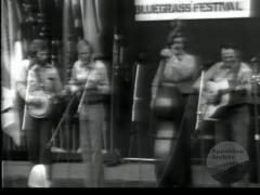 The Marshall Family / The Country Gentlemen at Shriners Bluegrass Festival, 1977 (Part 1)
