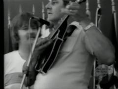 Seldom Scene with Ricky Skaggs at Shriners Bluegrass Festival, 1978